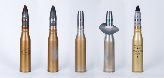 Ammo Revision
